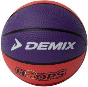 Мяч баскетбольный Demix. Цвет: фиолетовый