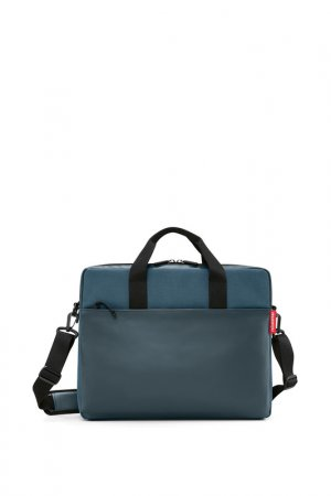 Сумка для ноутбука Workbag REISENTHEL. Цвет: синий