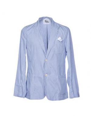 Пиджак ROŸ ROGER'S. Цвет: синий