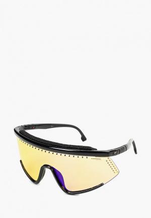 Очки солнцезащитные Carrera HYPERFIT 10/S 71C. Цвет: коричневый