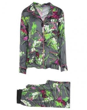 Пижама BLUMARINE. Цвет: свинцово-серый