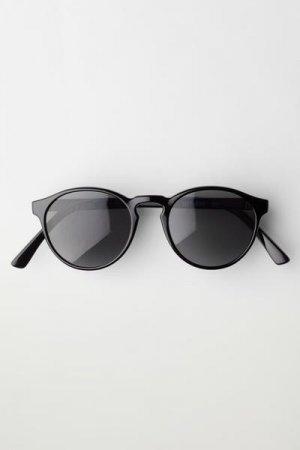Солнцезащитные очки Spy Weekday. Цвет: черный