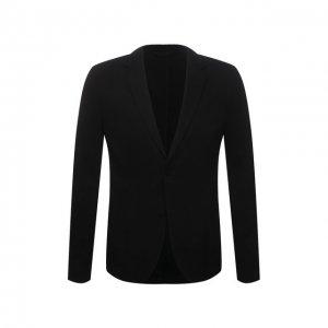 Пиджак HUGO. Цвет: чёрный