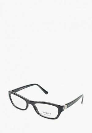 Оправа Vogue® Eyewear VO5306B W44. Цвет: черный