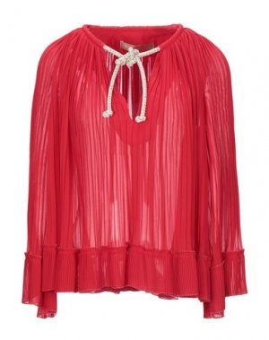 Блузка BABYLON. Цвет: красный