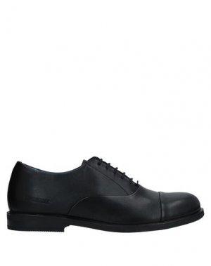 Обувь на шнурках BIRKENSTOCK. Цвет: черный