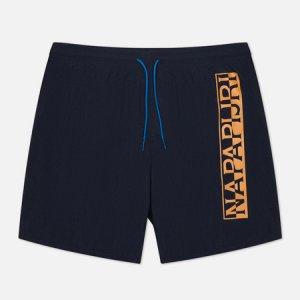 Мужские шорты Victor Swim Napapijri. Цвет: синий