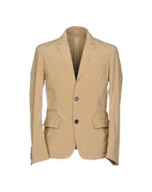 Пиджак ADD. Цвет: песочный