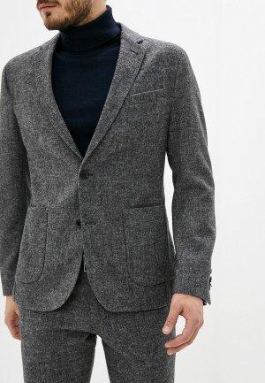 Пиджак Drykorn VERMONT. Цвет: серый