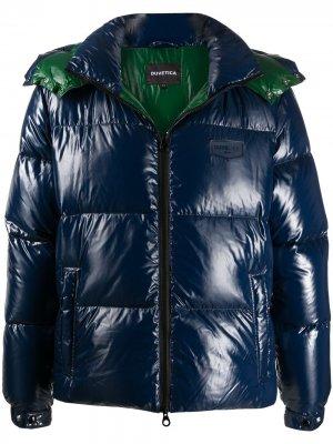 Куртка-пуховик Duvetica. Цвет: синий