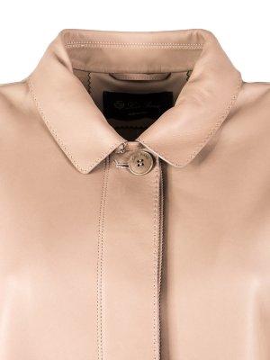 Куртка кожаная LORO PIANA
