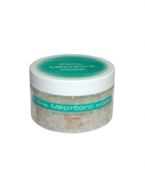 Соль мёртвого моря крупнокристаллическая грация ANIS. Цвет: белый