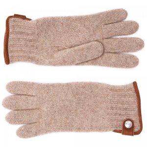 Перчатки Merola Gloves. Цвет: бежевый