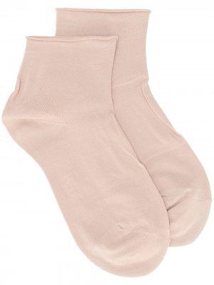Короткие носки Touch Falke. Цвет: нейтральные цвета
