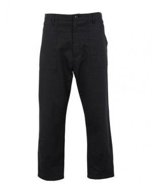 Повседневные брюки CATERPILLAR. Цвет: черный