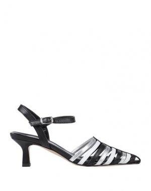 Туфли AURORA. Цвет: черный