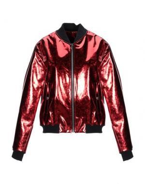 Куртка GARETH PUGH. Цвет: красный