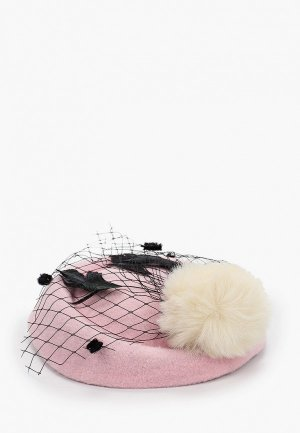 Шляпа Nothing but Love. Цвет: розовый