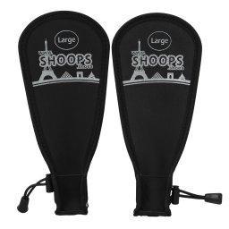 Накаблучник SHO002 large черный SHOOPS