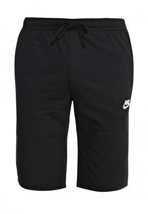 Шорты Nike MENS SPORTSWEAR SHORT. Цвет: черный