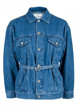 Куртка RAG AND BONE. Цвет: синий