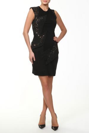 Платье Felipe Oliveira Baptista. Цвет: черный