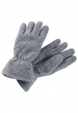 Перчатки Varmin Серые Reima. Цвет: серый