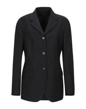 Пиджак HENRY COTTON'S. Цвет: стальной серый