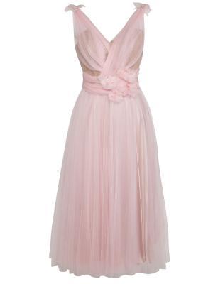Коктейльное платье RHEA COSTA
