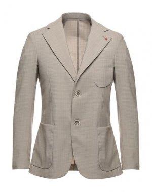 Пиджак PRIMO EMPORIO. Цвет: бежевый