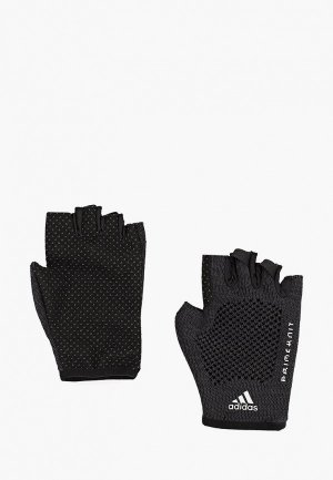 Перчатки для фитнеса adidas PRIMEKNIT GL W. Цвет: черный