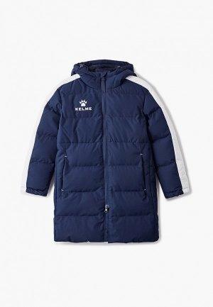 Куртка утепленная Kelme Padding Jacket (kids). Цвет: синий