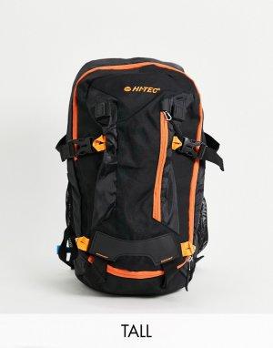 Черно-оранжевый рюкзак mountain-Черный цвет Hi-Tec