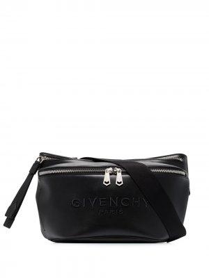 Сумка через плечо Givenchy. Цвет: черный