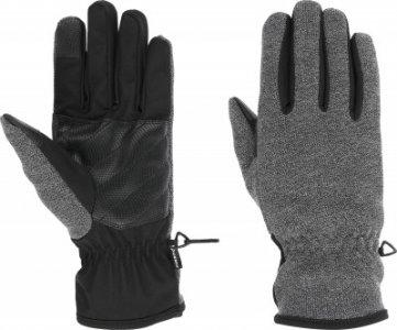 Перчатки , размер 9 Demix. Цвет: серый