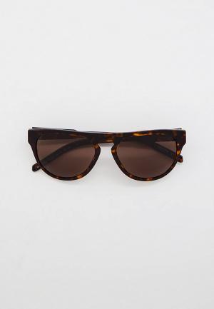 Очки солнцезащитные Arnette AN4282 121273. Цвет: коричневый