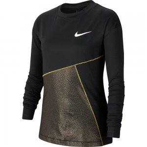 Pro Warm Top SS Nike. Цвет: черный