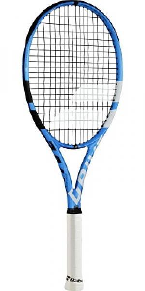 Ракетка для большого тенниса Pure Drive Lite Babolat. Цвет: голубой