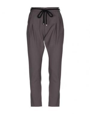 Повседневные брюки BLUE DEEP. Цвет: светло-коричневый