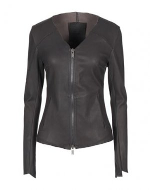 Пиджак 10SEI0OTTO. Цвет: свинцово-серый