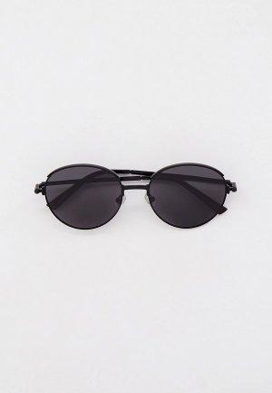 Очки солнцезащитные Havvs HV68024. Цвет: черный