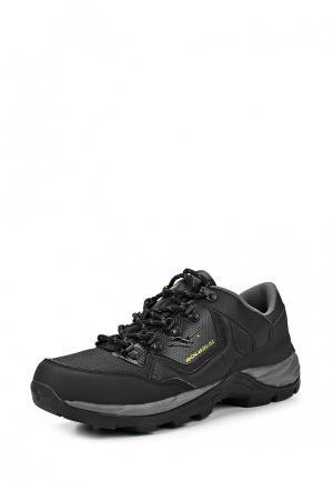 Ботинки трекинговые Gola Active. Цвет: черный