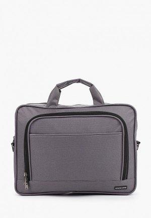 Сумка Cross Case для ноутбука. Цвет: серый