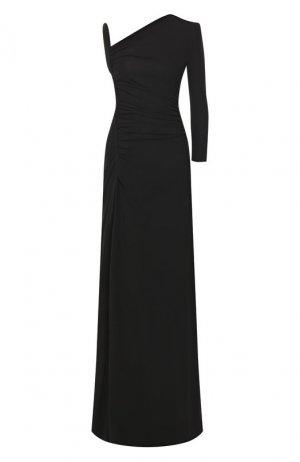 Платье-макси Dsquared2. Цвет: черный