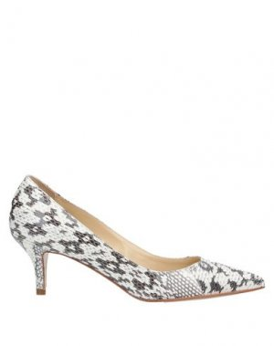 Туфли BALLERINA. Цвет: белый