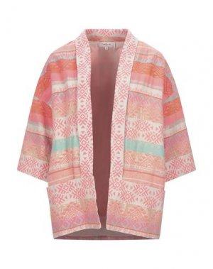 Пиджак RENE' DERHY. Цвет: коралловый
