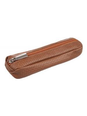 Футляр для ключей Franchesco Mariscotti. Цвет: коричневый