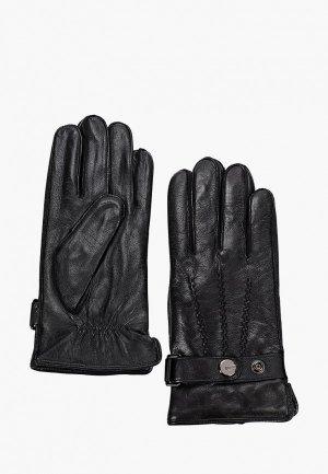 Перчатки Pitas. Цвет: черный