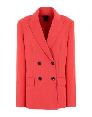 Пиджак DONNA KARAN. Цвет: красный