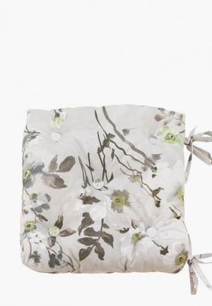 Подушка на стул Kauffort Naturel. Цвет: бежевый